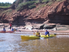 Kayaking Outside Expeditions