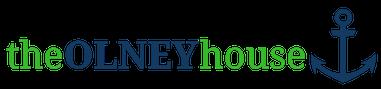 the OLNEY house logo