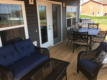 Deck at The Olney House 2