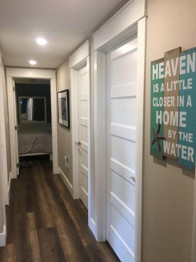 Hallway at The Olney House